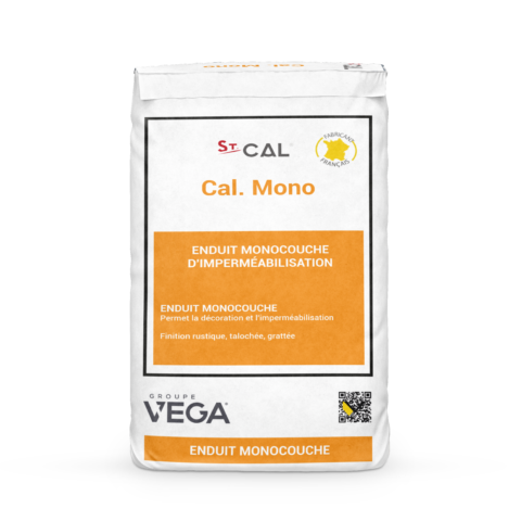 Enduits Monocouches Cal Mono LR Sac Groupe Vega