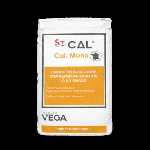 Enduits Monocouches Cal Mono RBCL Sac Groupe Vega