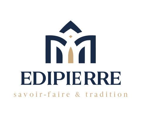 Logo Marque Edipierre GroupeVega